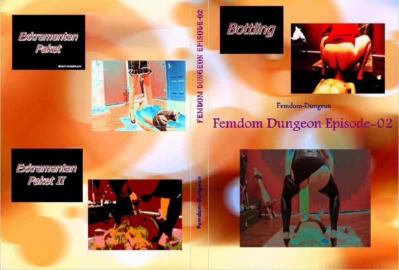 FEMDOM DUNGEON EPISODE 2