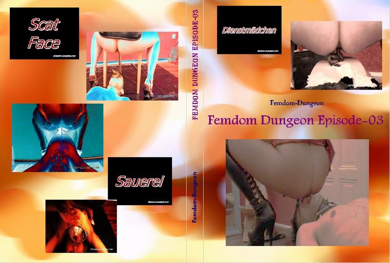 FEMDOM DUNGEON EPISODE 3