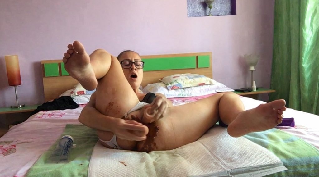 Dirty Double Penetration and squirting