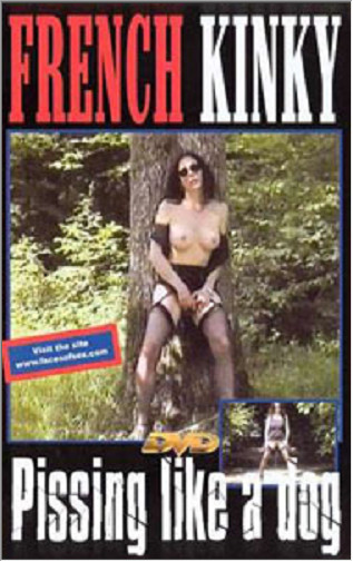 French Kinky - Pissing Like A Dog
