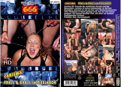 666 Bukkake – Carisma In The Piss Laboratory
