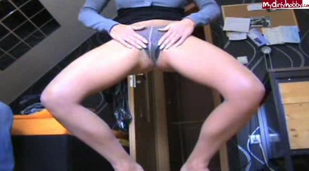 Amateur Porn -Dirty Panties07-2