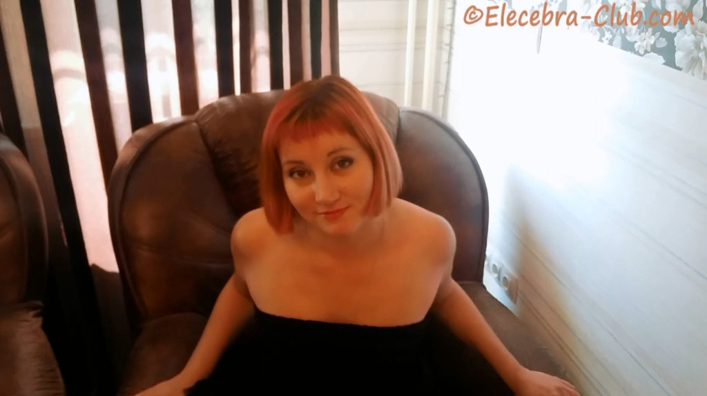ELECEBRA – LICK ASS BY GETTING RID SHIT (Chapter 06) - 1