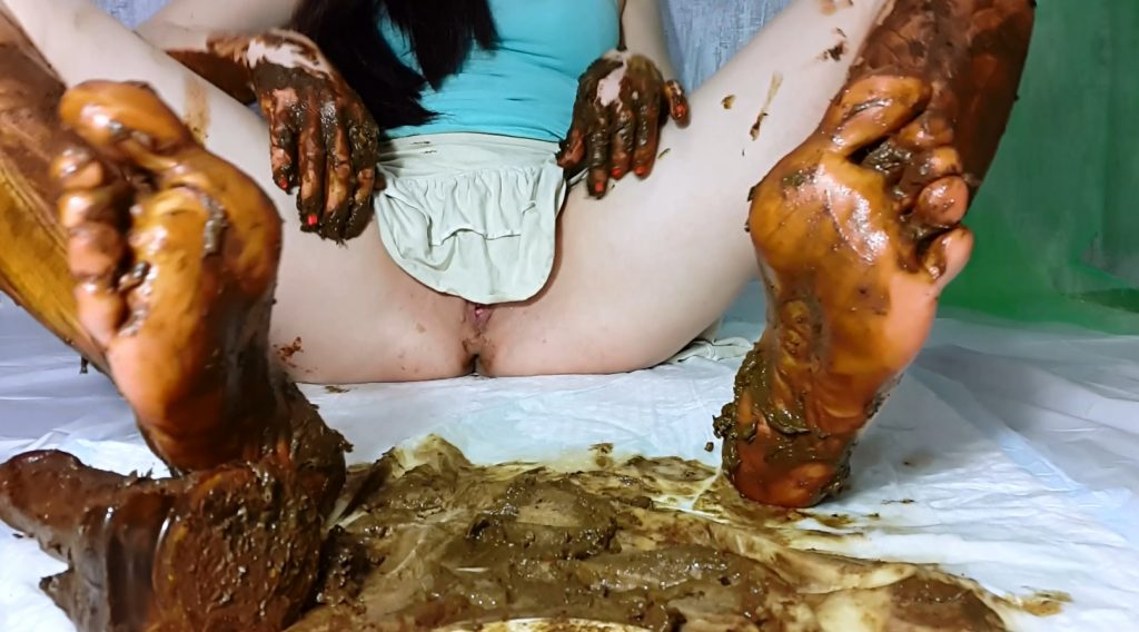 My Feet Receive A Portion Of Shit – PART 2