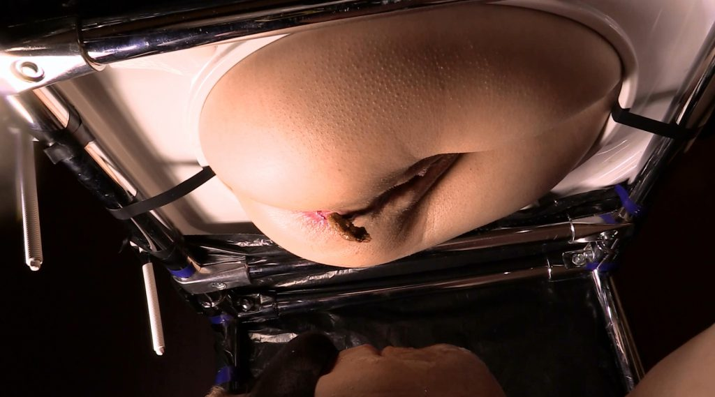 We have a new beautiful and delicious young model Mia – Princess Mia and toilet slave - 4
