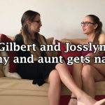 Ella Gilbert And Josslyn Kane – Mommy And Aunt Gets Naughty! (FULL HD-1080p)
