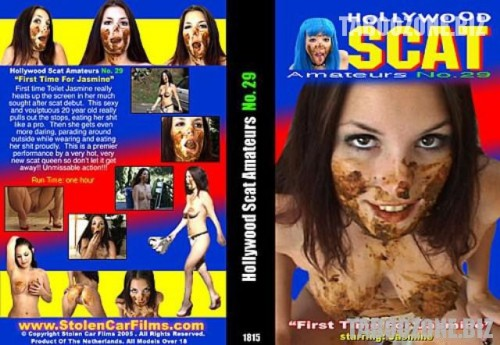Hollywood Scat Amateurs 29 - First Time For Jasmine