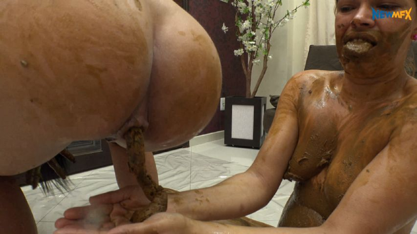 4k UHD - Shit Day With Chimeny, Diana and Mary Claire - 7