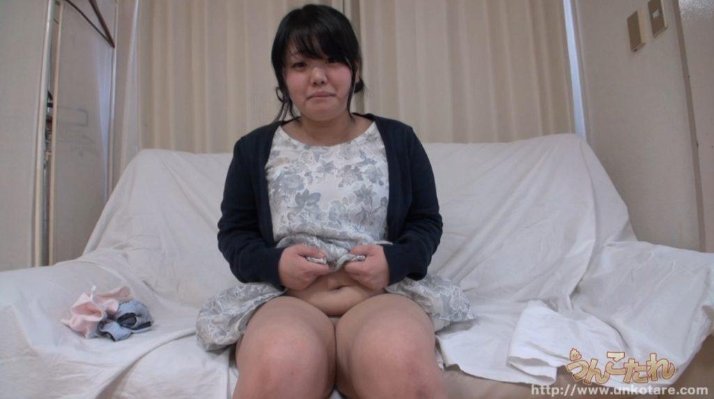 Mari Takao 21 years old - amateur natural pooping (Unkotare ori10365) 2