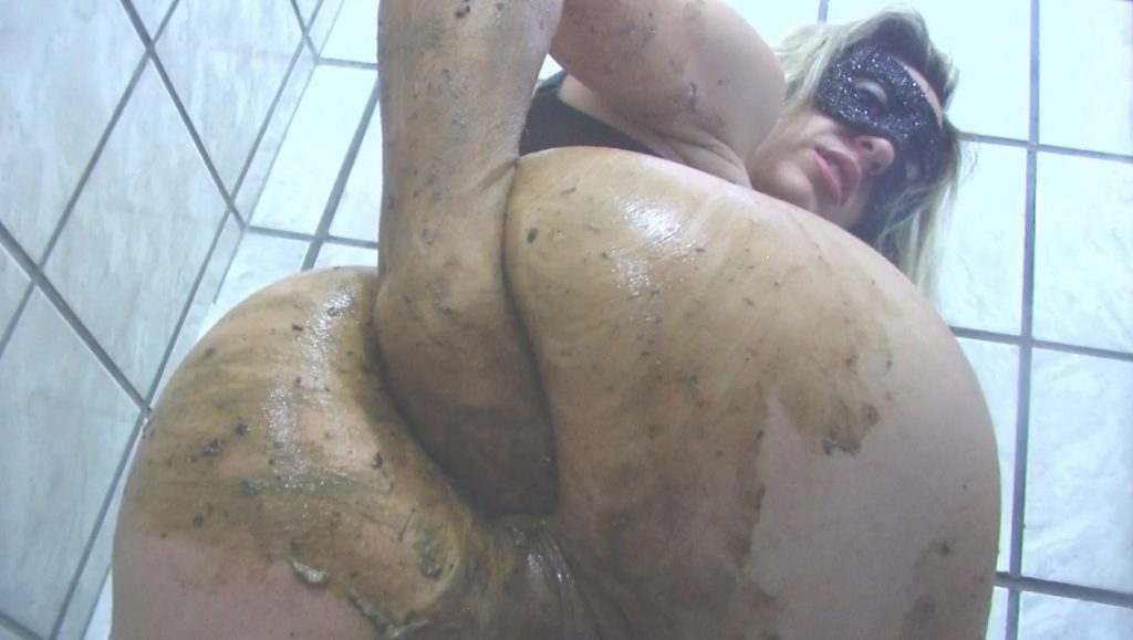 Mina Sniff Poop to Have Orgasm - Full HD 1080p - 4