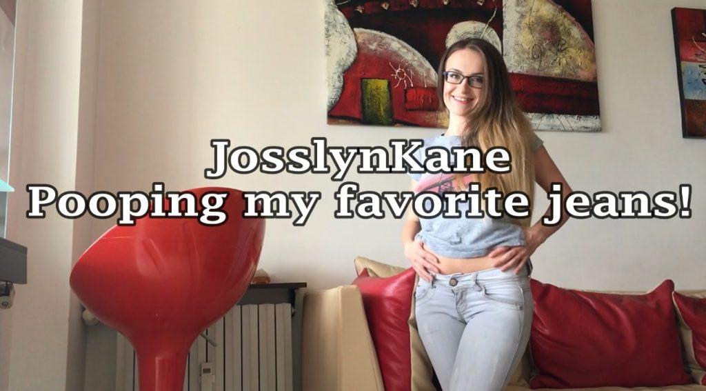 Josslyn Kane - Pooping My Favorite Jeans (FHD Scat)-1