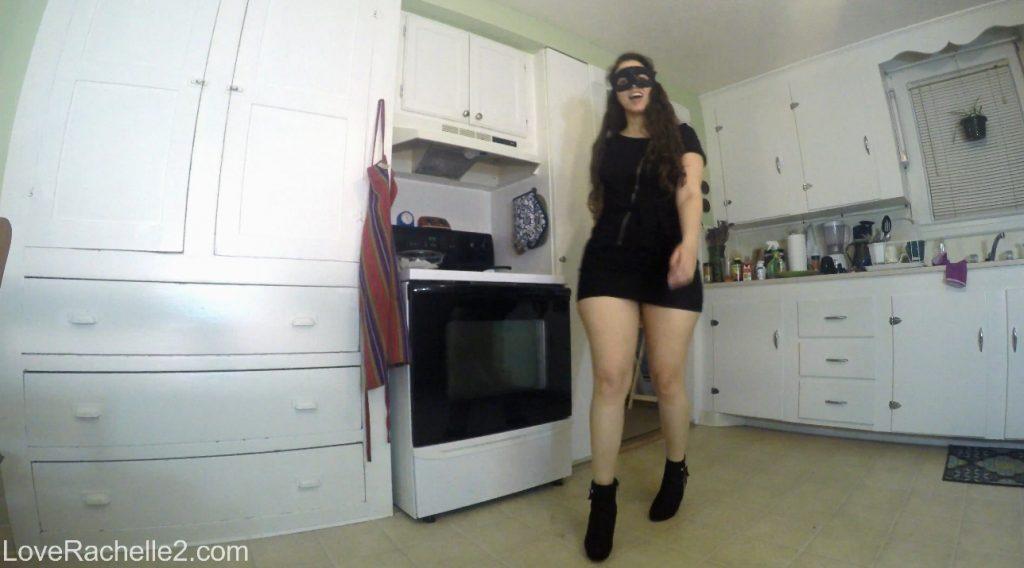 Becoming My Full Human Toilet Slave - 4k ULTRAHD From LoveRachelle - 1