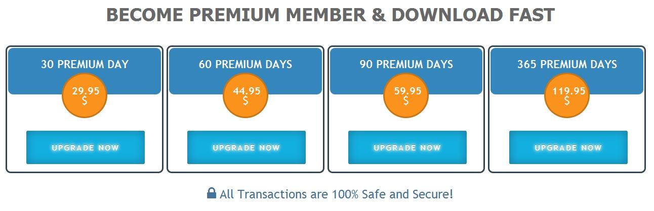 Takefile.link Premium