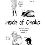 Inside of Onaka - Original Work (English - 17 Pages)
