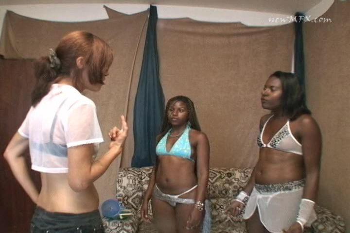 Pay Up Bitch - HD 720p (Dina Carvalho, Nana Volgue and Nina Savage) - 1