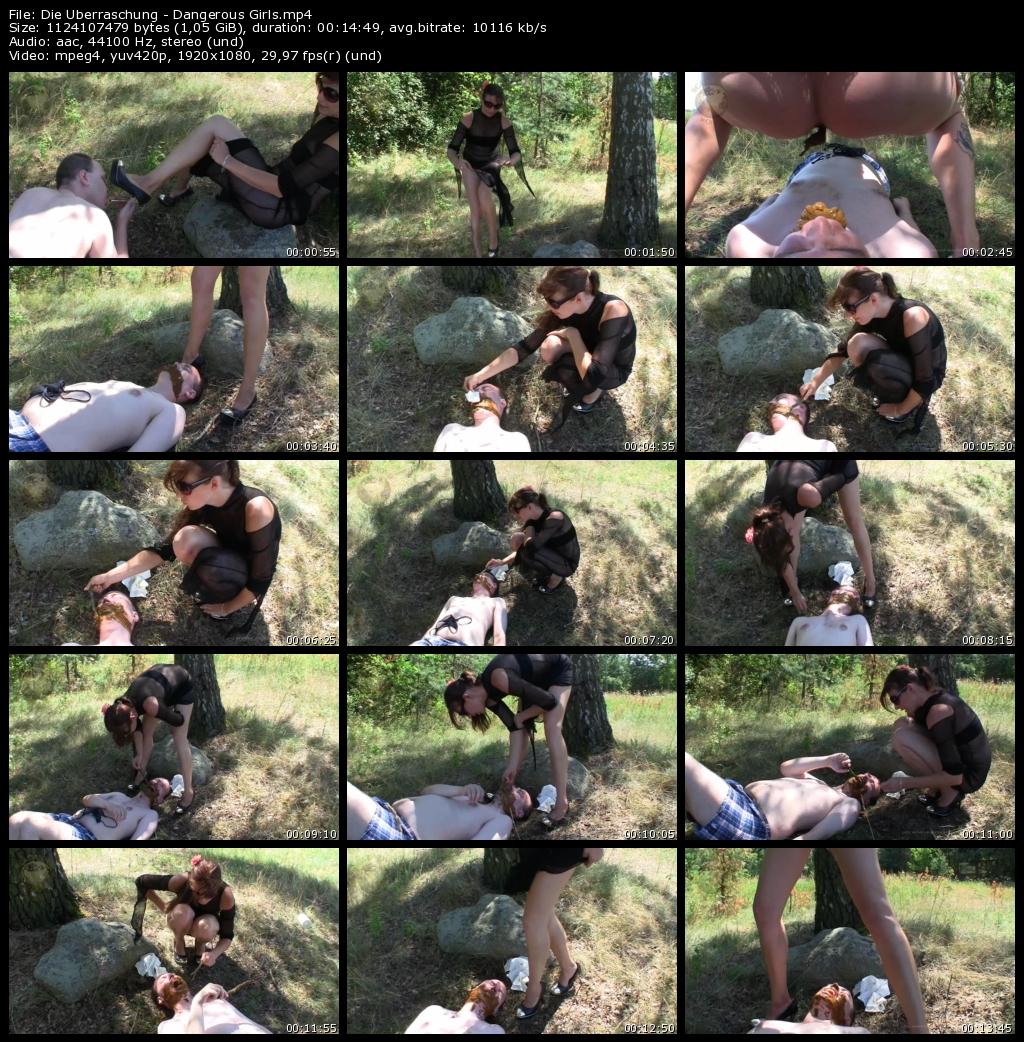 Die Uberraschung - Dangerous Girls (FHD-1080p)