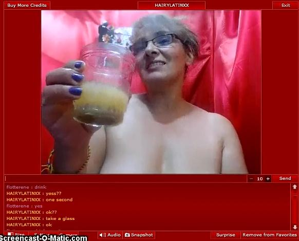 Livejasmin.com - Nice Granny In Perverted Webcam Show 6