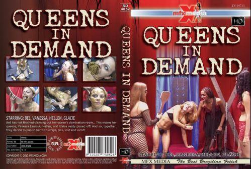 Queens in Demand – Bel, Vanessa, Hellen and Glacie (MFX)