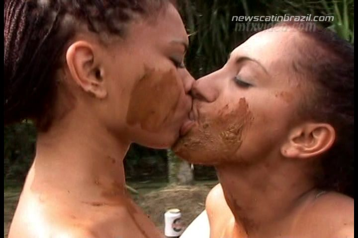Shit Gang 8 - Lesbian Orgies Overwhelmed With Shit - 9