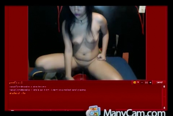 Young Slavegirl From Manycam.com - 3