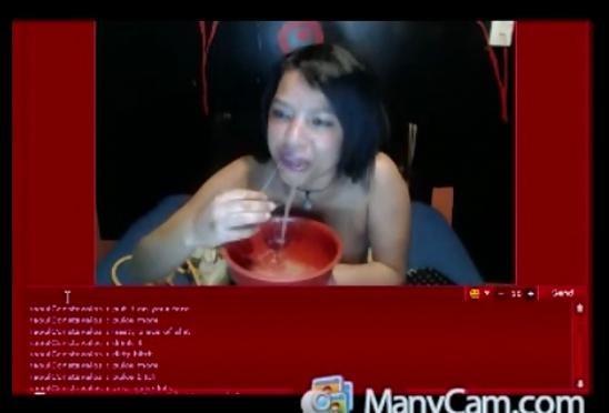 Young Slavegirl From Manycam.com - 6