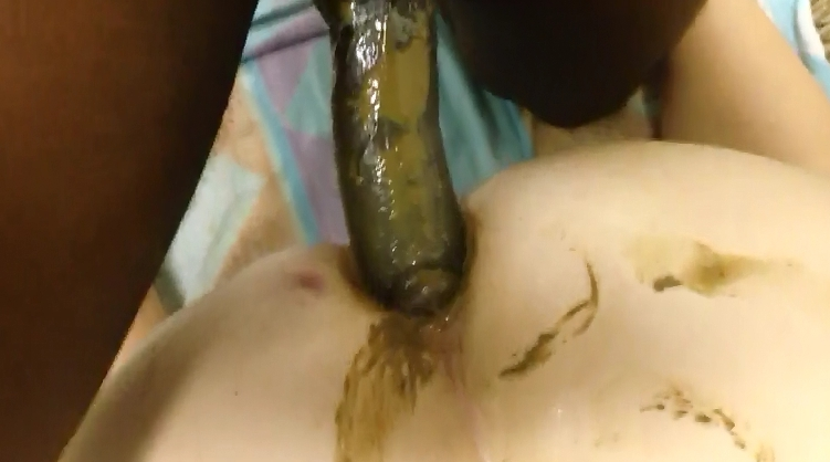 Amateurs Shitty Anal 5