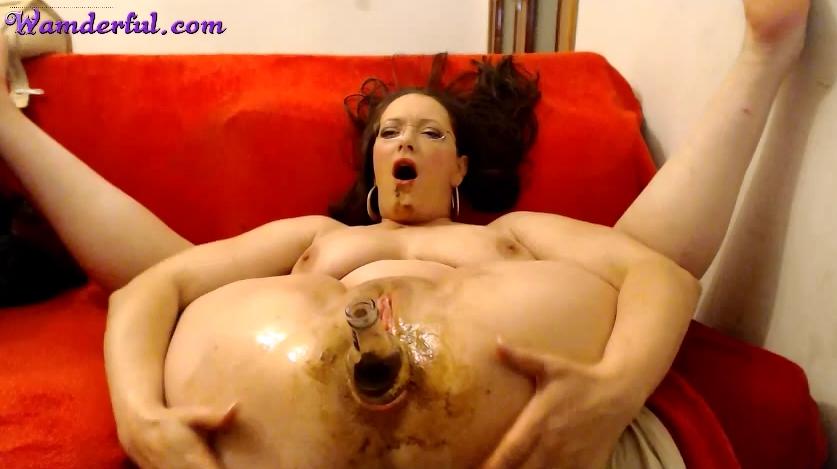 Wamderful - Claudia Shitter Video 01 - screen 1