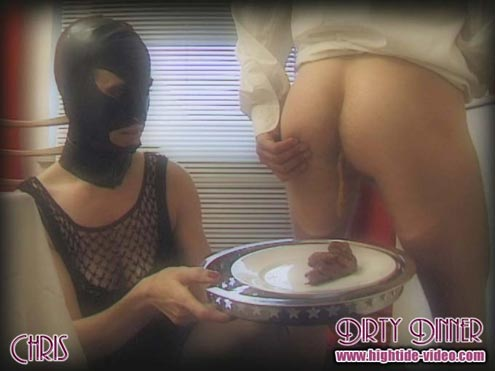 CHRIS & TIMA - DIRTY DINNER 2