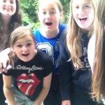 3L Milk Challenge - From six teen girls