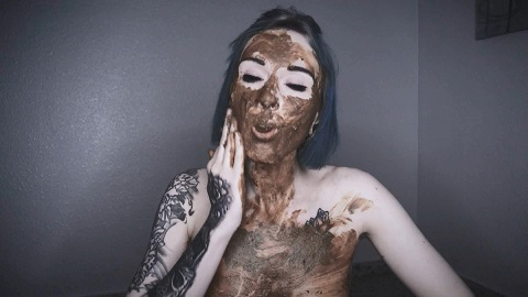 NEW DirtyBetty - Really Dirty Girl with SHIT (FULL HD) img 1