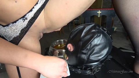 TRAINING MY NEW TOILET SLAVE Pt 3 (Italian Scat Domination, Full HD 1080p) Picture 3