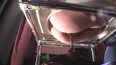 Princess Gina Erin Acquires an Obedient Toilet Slave Scat Domination - Pic 3