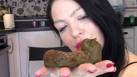 Lick My Dirtbox Then Watch Me Shit (Evamarie88 - FHD) Image 3