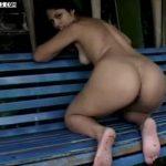 Fat Turd In The Garden From Fernanda (HD-720p)