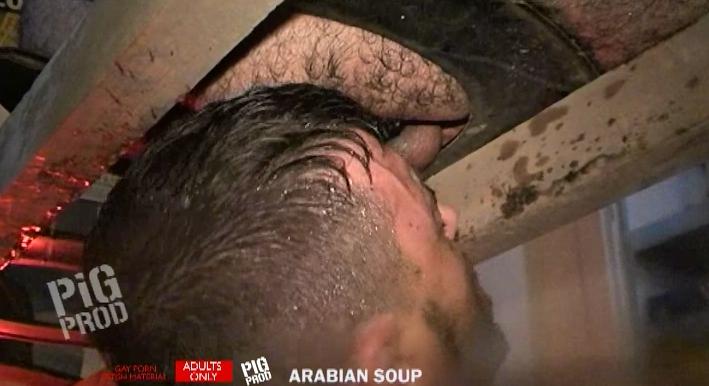 Arabian Soup - Pig Prod (Rare Gay Scat Movie) 3
