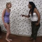 Scat Black And White By Mistress Bruna Minelli in FULL HD