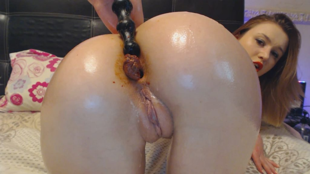 Dirty Anal with black toy - Dirty Lena (FULL-HD) - Professional ...