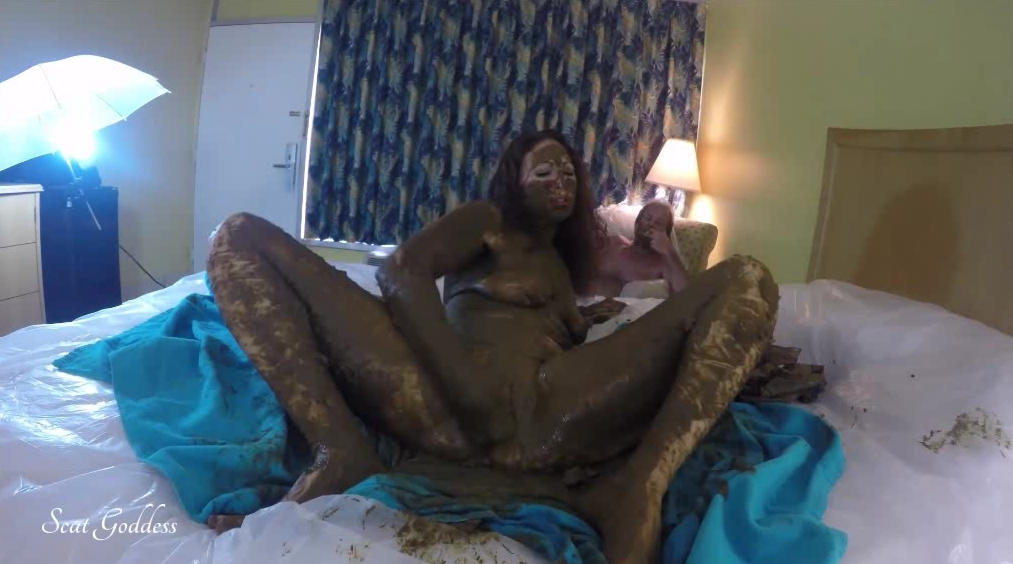 Exclusive Scat Video From Scat Goddess Amanda (576p) 5