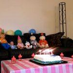 Cosmic Girl Summer - shitting on the birthday cake (FULL-HD)