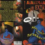 Avantgarde Extreme 14 - Mjamm Mjamm, das Marsmädchen (Mègane & Ricki Tzatzicki, Pipi)