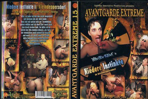 """Avantgarde Extreme 15 - Niedere Instinkte in Kleindeppersdorf (""""Hühnchen"""" Verena)"""