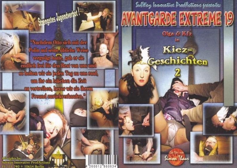 Avantgarde Extreme 19 - Kiezgeschichten Teil 2 (Olga, Kfz)