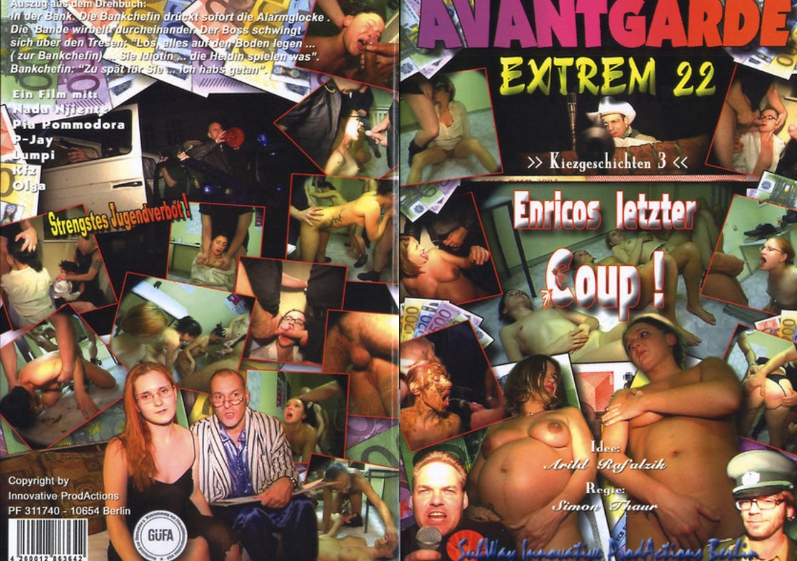 Avantgarde Extreme 22 - Enricos letzter Coup (Kiezgeschichten 3)