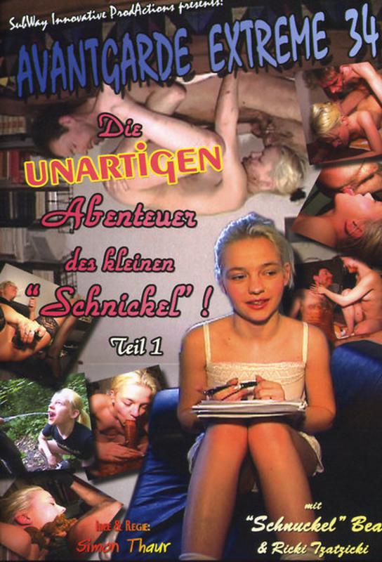 Avantgarde Extreme 34 - Die unartigen Abenteuer des kleinen Schnickl` - Teil 1 (Schnuckel Bea & Ricky Tzatzicky)