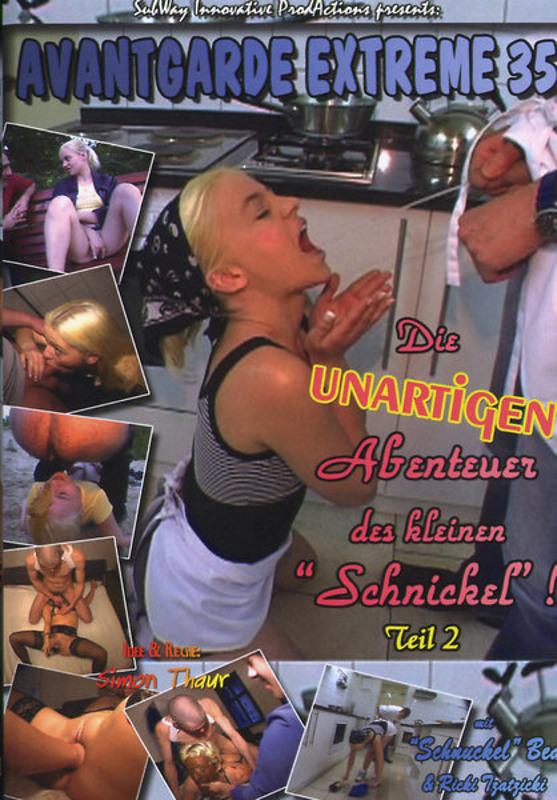 Avantgarde Extreme 35 - Die unartigen Abenteuer des kleinen Schnickl` - Teil 2 (Schnuckel Bea & Ricky Tzatzicky)