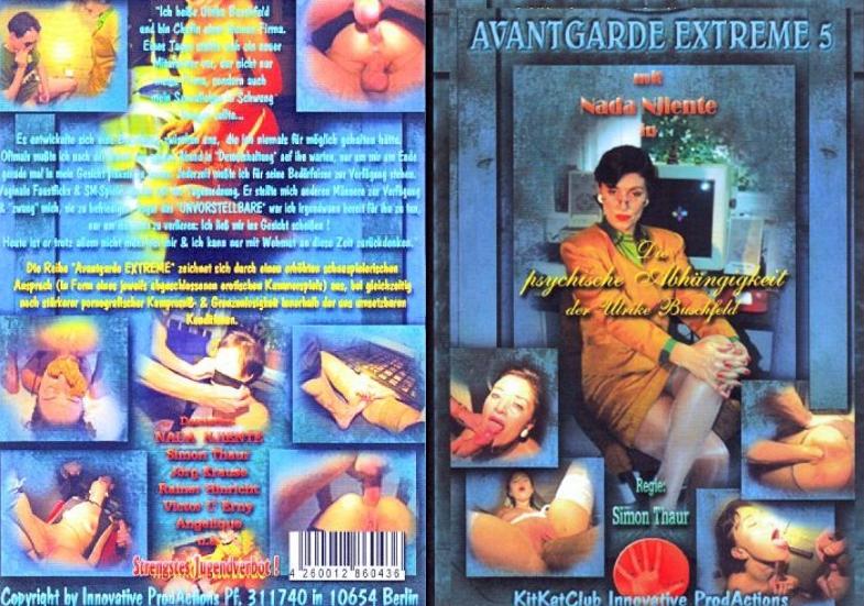 Avantgarde Extreme 5 - Die psychische Abhangigkeit der Ulrike Buschfeld (Nada Njiente, Angelique)