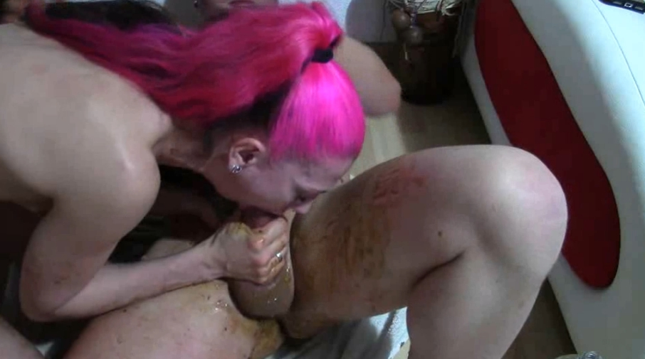 Scat play (KV-girl) Image 2
