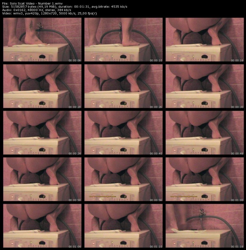 DOWNLOADSolo Scat Video - Number 1 (720p)