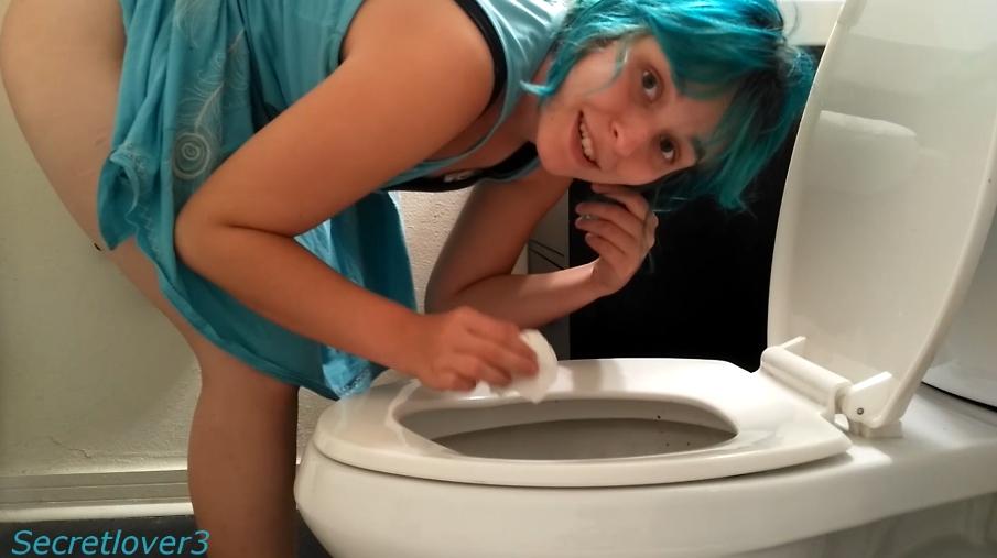 Toilet spray - Secretlover3 (FULL HD 1080p) Image 3