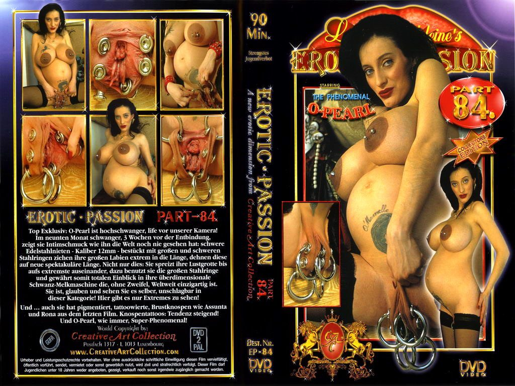 Erotic Passion 84 – Creative Art Collection Specially For Pregnantlover